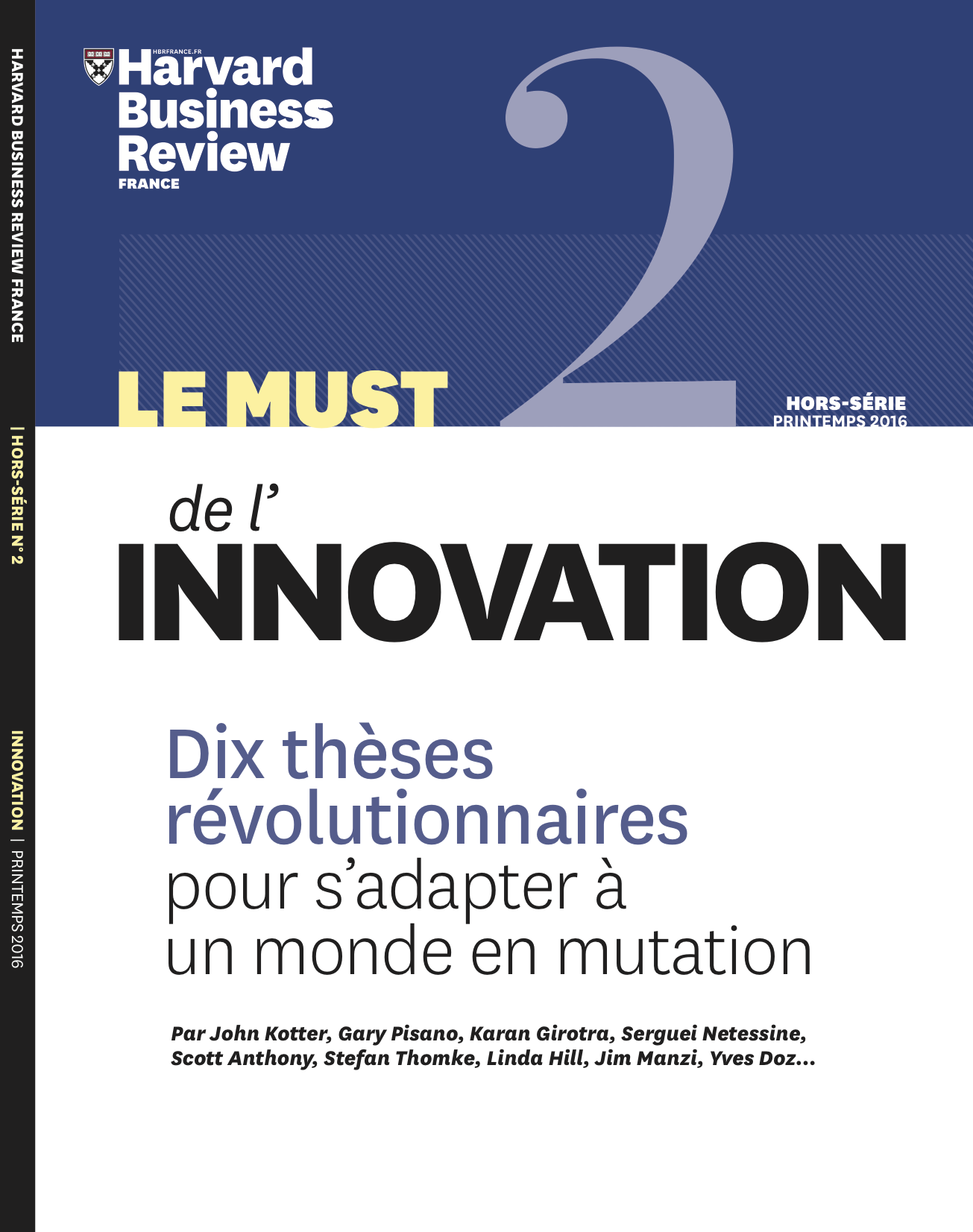Le must de l'innovation