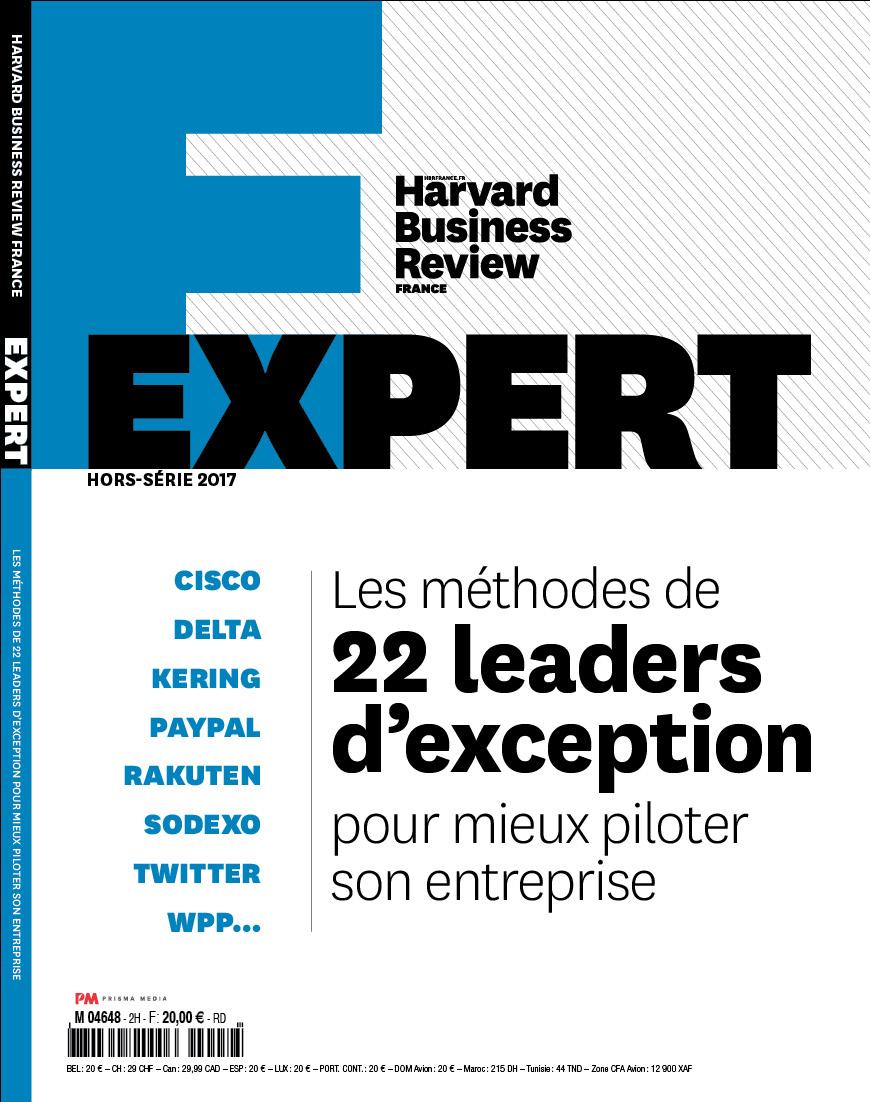 Hors-Série Harvard Business Review Expert 2017