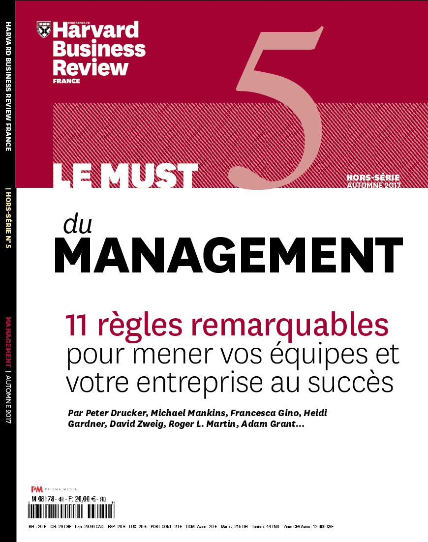 Le must du management