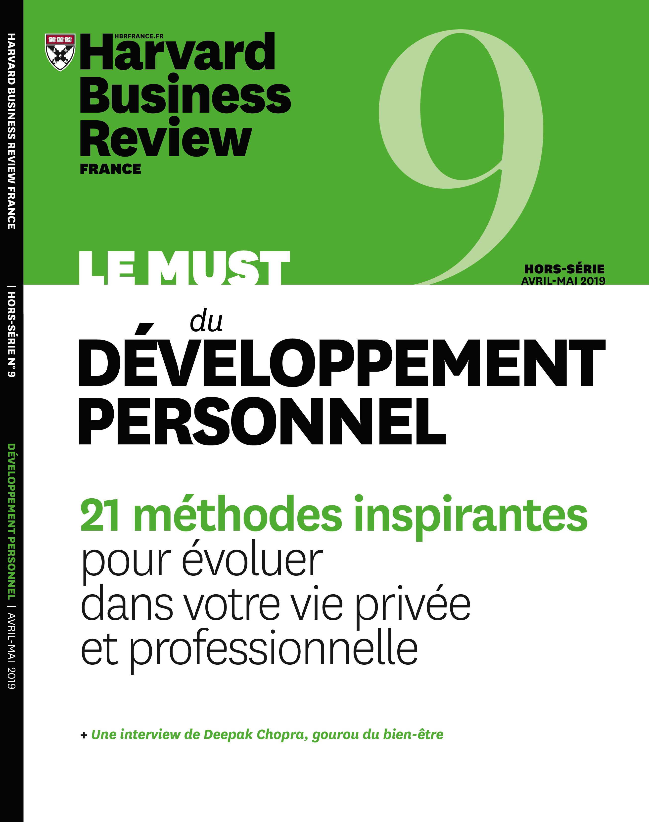 Le must du développement personnel