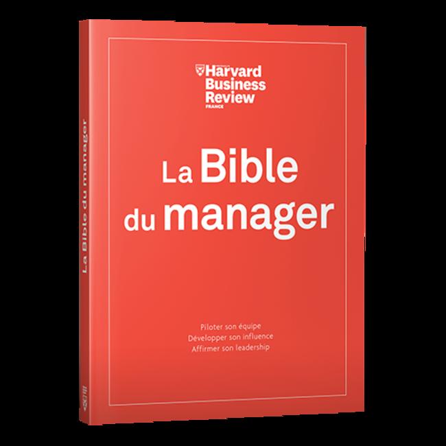 Couverture la Bible du manager (librairie)