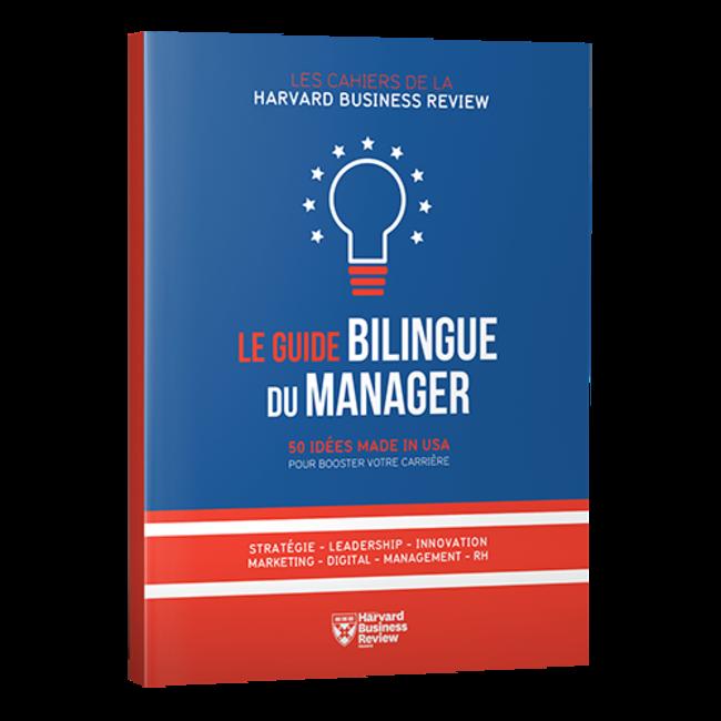 Couverture livre Le Guide bilingue du manager (librairie)