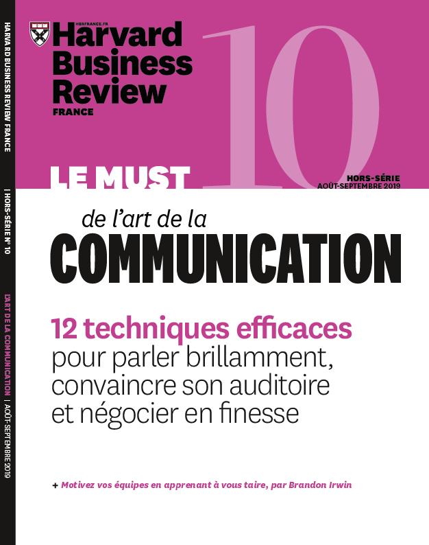 Couverture le must de la communication (librairie)