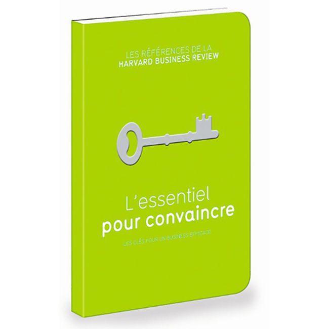 Couverture L'essentiel pour convaincre (librairie)